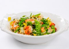 Lobster and Lemon Verbena Salad